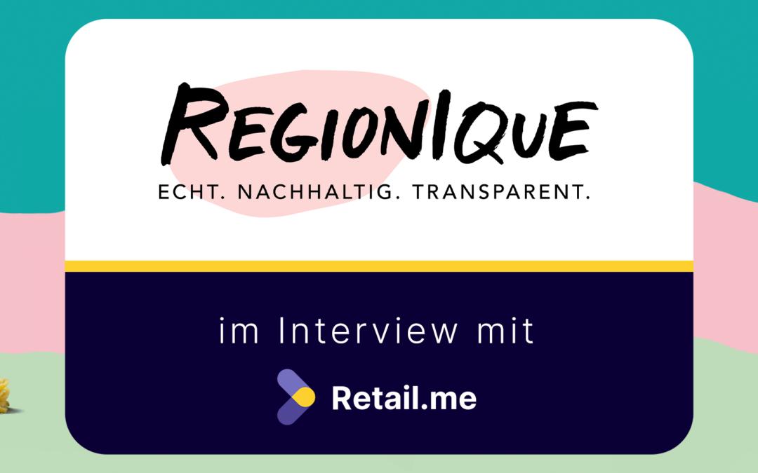 Hersteller-Interview mit REGIONIQUE