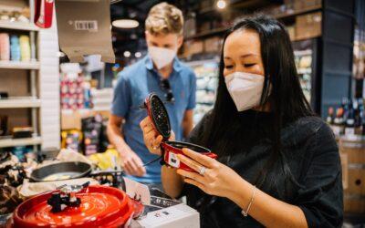 Digitales Trade Marketing im Einzelhandel.